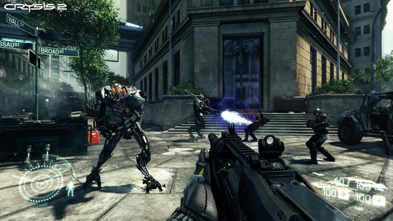 Crysis 2 ^*BlackBox Repack*^ (4 58 Gb) – Deca Games