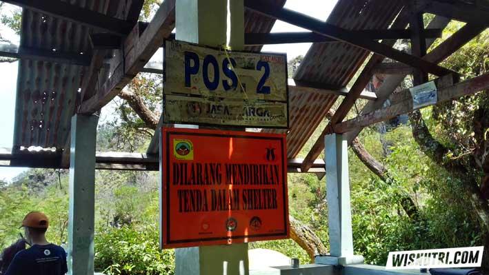 Tektok Gunung Lawu Via Cemoro Sewu