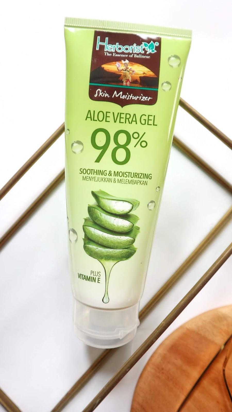 Herborist 98% Aloe Vera Gel