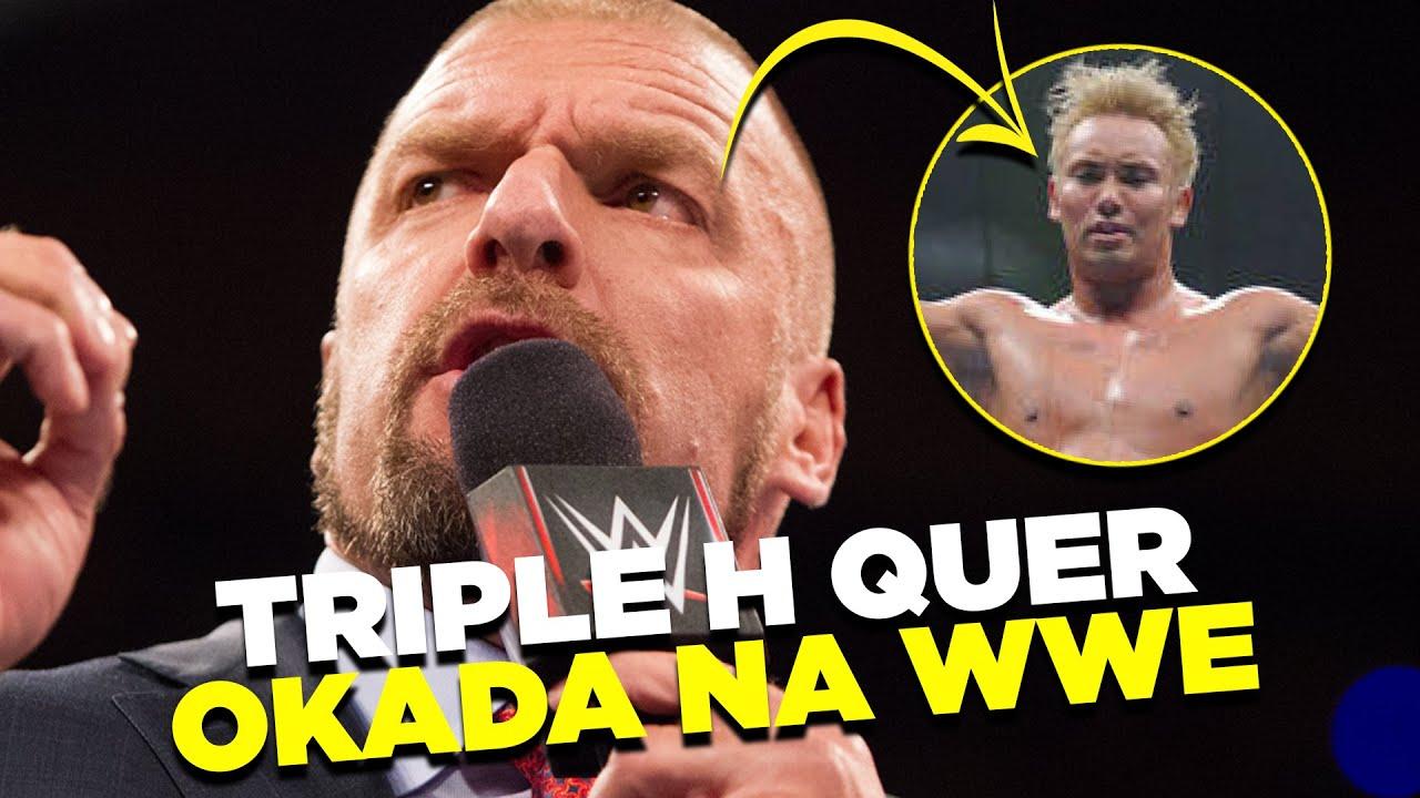 Resumão Wrestling #1: Okada na WWE? Ricochet novo WWE Champion?