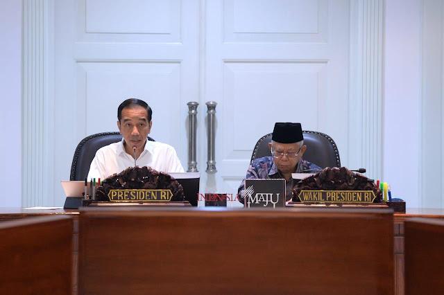 Turunkan Disparitas Harga, Jokowi Ajak Semua Elemen Optimalisasi Program Tol Laut