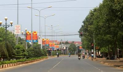 Đến năm 2025, thị trấn Quảng Phú là một trong những đô thị vệ tinh của TP. Buôn Ma Thuột