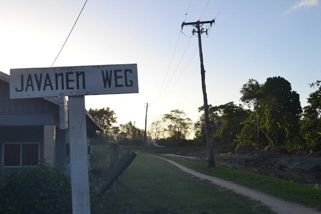 guyane, Suriname miettes de vie