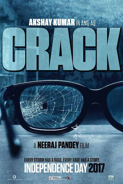 Crack Movie First Look Poster