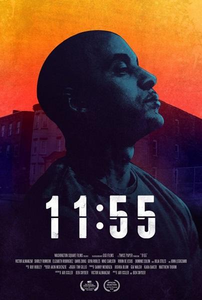 Film 11:55 2017 Bioskop