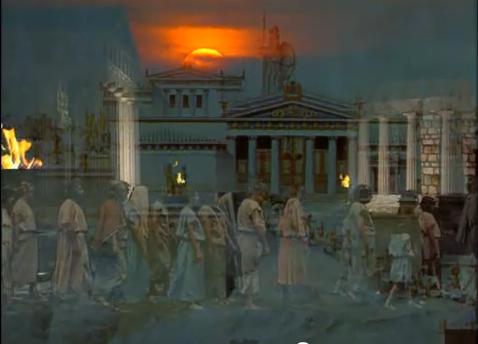 Θησαυροί της αρχαίας Ελλάδος, Παρθενώνας