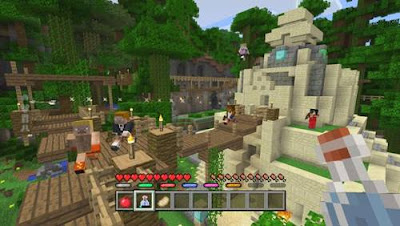 Cheat Minecraft PC Bahasa Indonesia