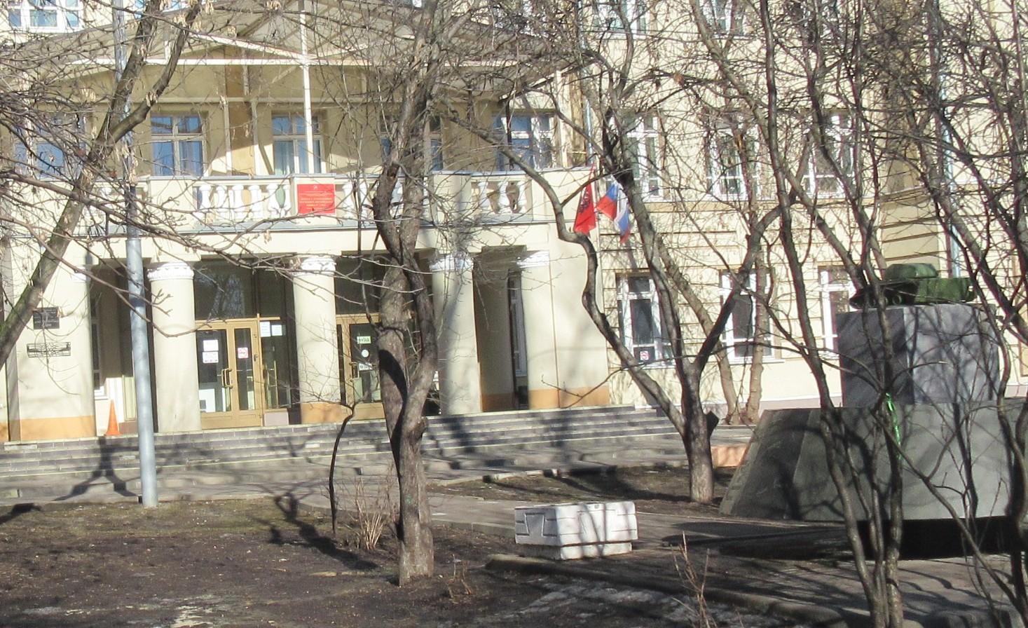 33 больница сокольники адрес: