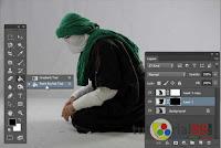 cara Membuat Efek Foto Dispersion