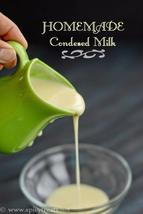 How To Make Condensed Milk at Home