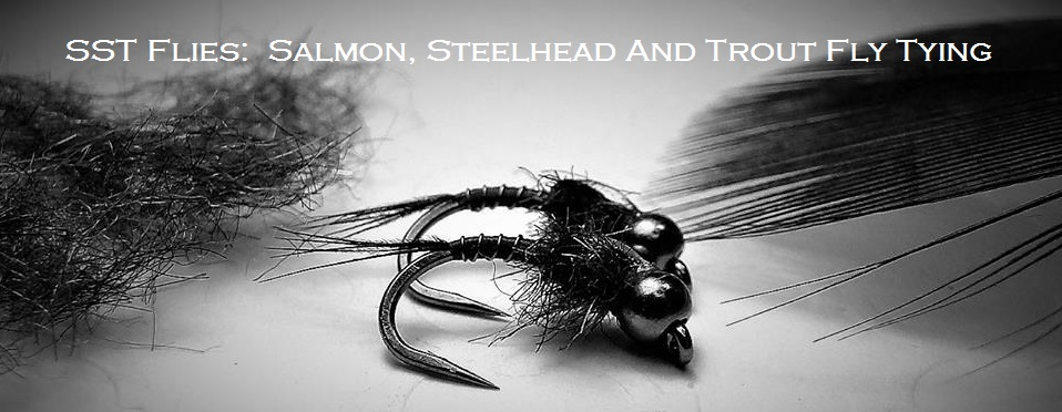 Sst Flies Salmon Steelhead And Trout Fly Tying 50 Shades