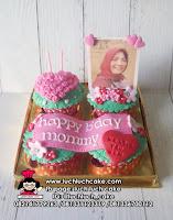 Cupcake Cantik Untuk Perempuan