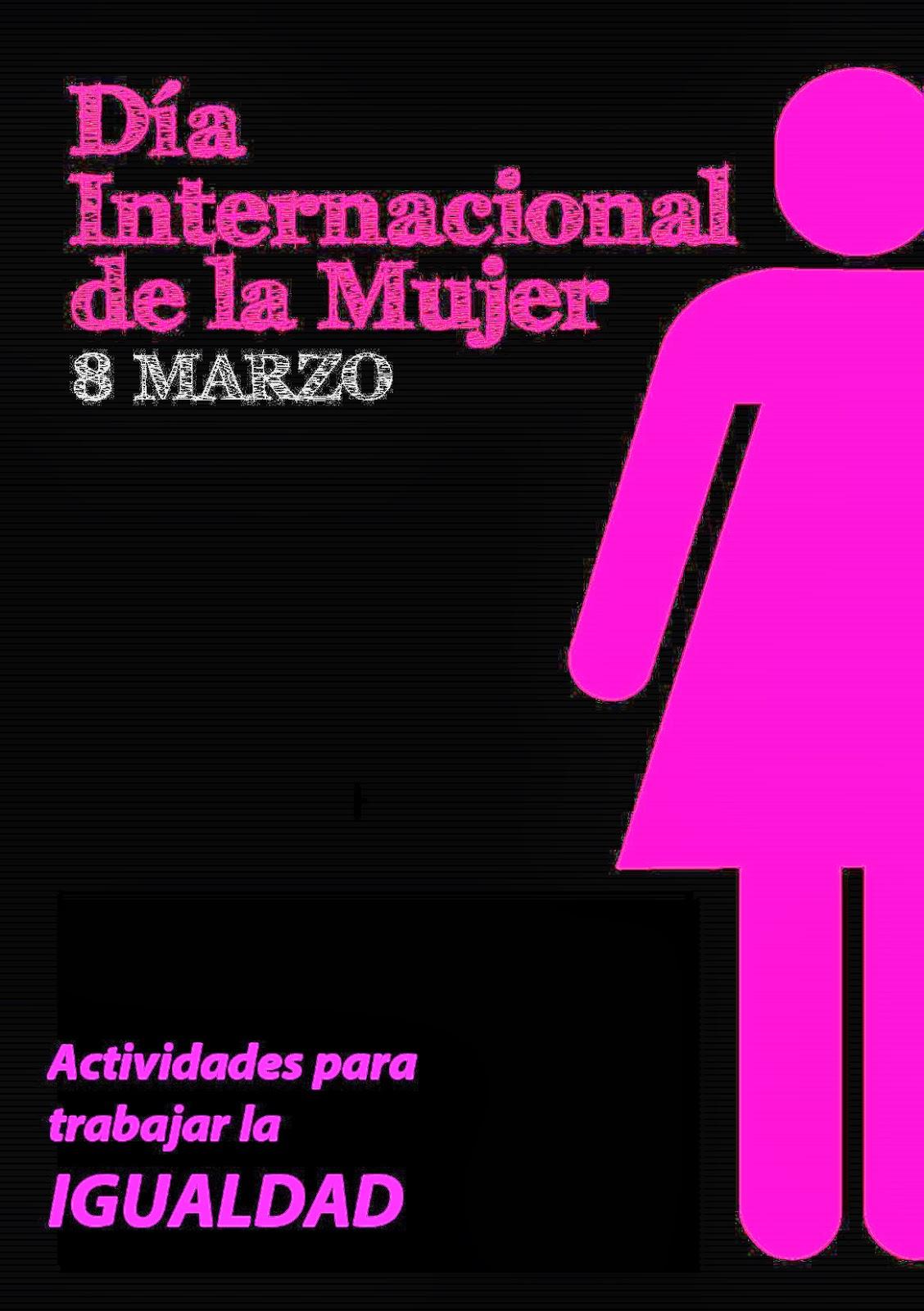 Elorientablog Actividades Para El Dia De La Mujer