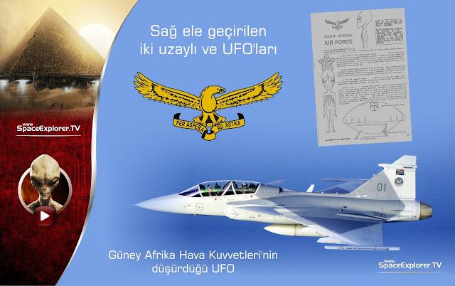 Gerçek UFO görüntüleri, Gerçek uzaylı görüntüleri, Gray  aliens, Griler, Güney Afrika Devleti, Space Explorer, UFO, UFO kazaları, Uzayda hayat var mı?, Uzaylılar, resmi belgeler