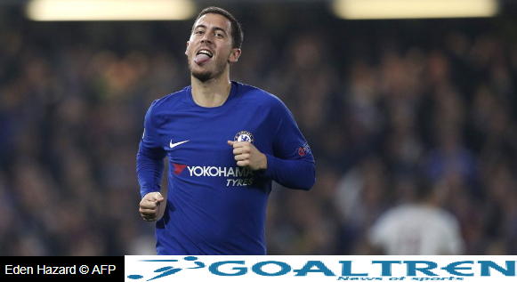 "alt=""Hazard came into play with the Red Devils"""