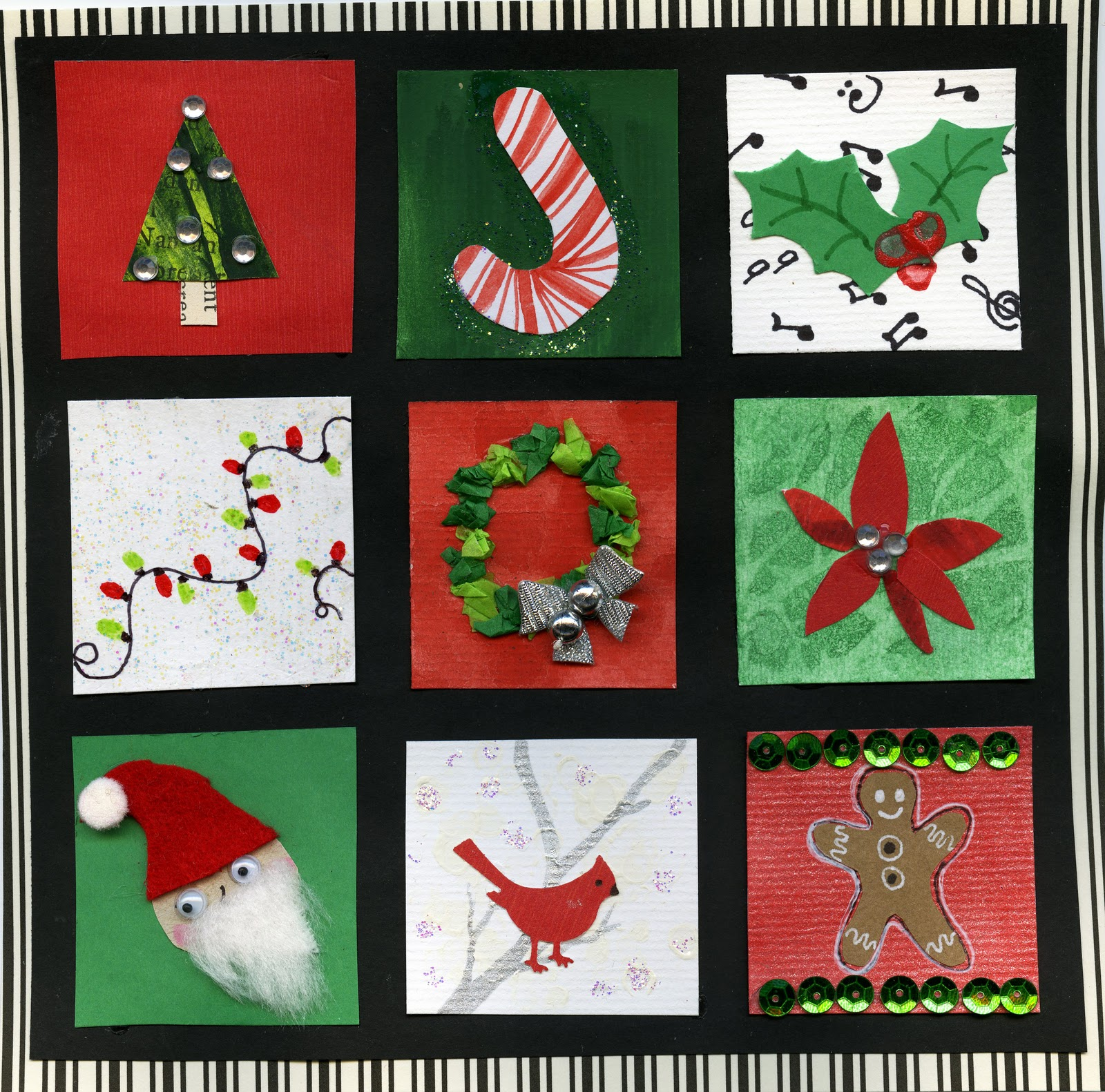 Christmas Crafts For Middle Schools
