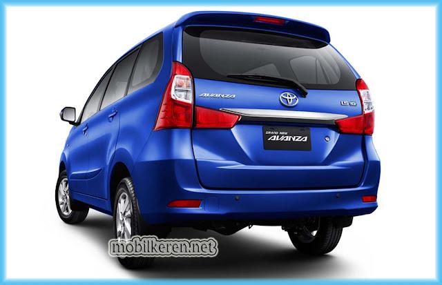 Spesifikasi Dan Harga Toyota Avanza Terbaru 2016