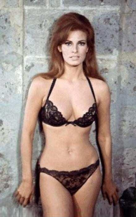 Raquel welch t-bone nudes