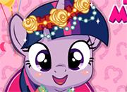 Twilight Prom Makeup pony juego