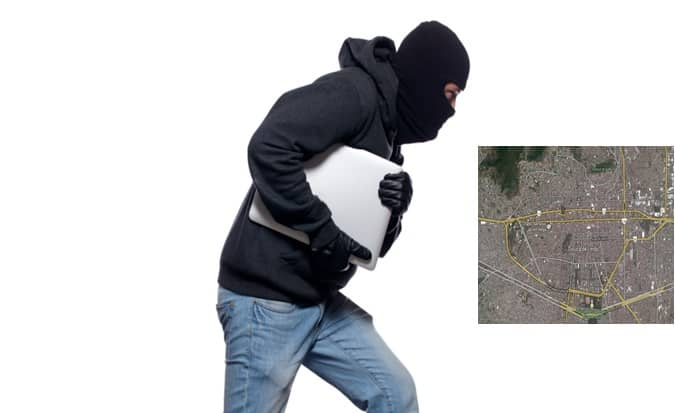 Robo, seguridad, ciudadanos