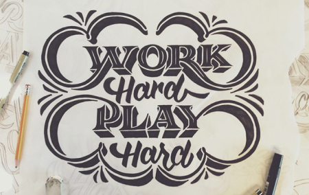 35 Inspirasi Desain Quote Typografi Terbaru