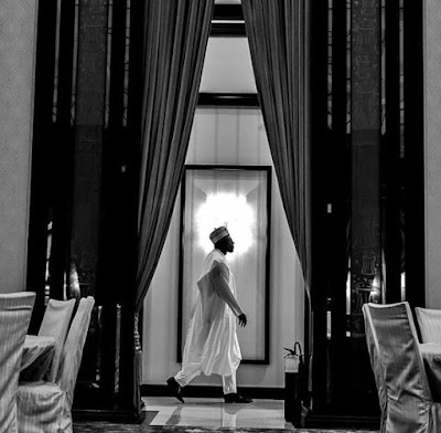 Check Out Fantastic Shot Of President Buhari By His Personal Photographer, Bayo Omoriowo