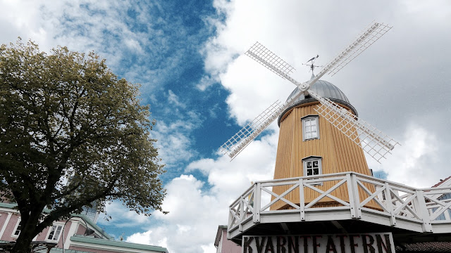 Photo of Windmill at Liseberg