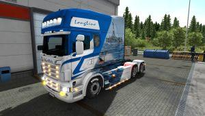 BB Transport skin for Scania RJL Longline by EviL