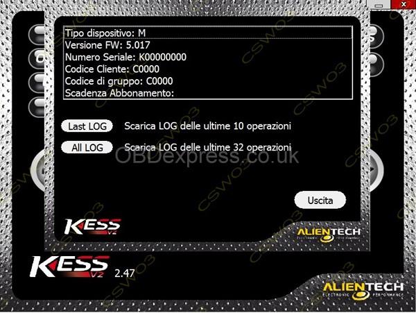 Kess V2 Ksuite 2.47 (1