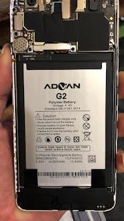 Firmware Advan G2