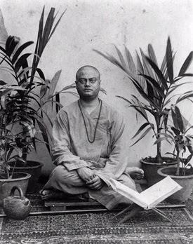 Swami Vivekananda Madras 1897