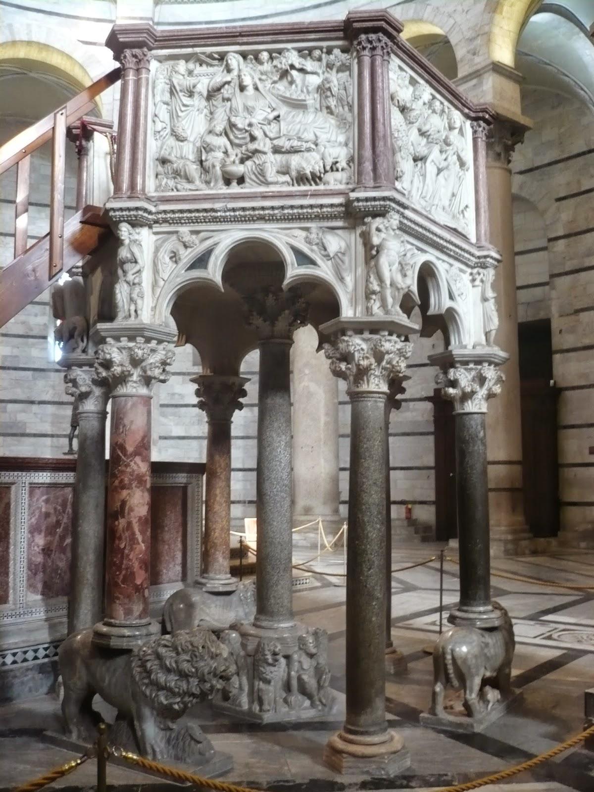 Cosa vedere in Piazza dei Miracoli a Pisa  Girovagando