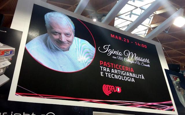 Iginio Massari al Sigep 2018