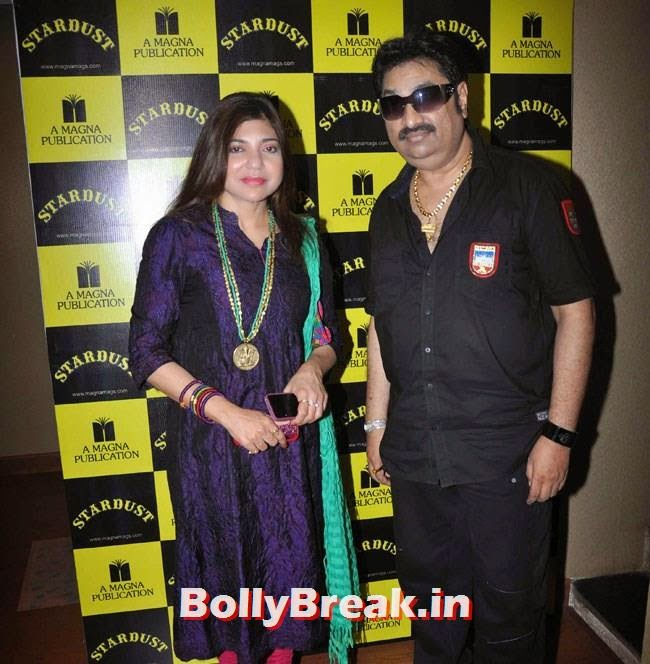 Alka Yagnik and Kumar Sanu, Alka Yagnik Latest Images from Stardust`s London Concert
