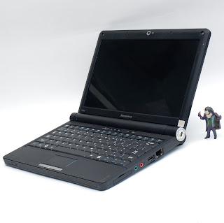 Notebook Lenovo S10e ( Proc. N270 ) Bekas