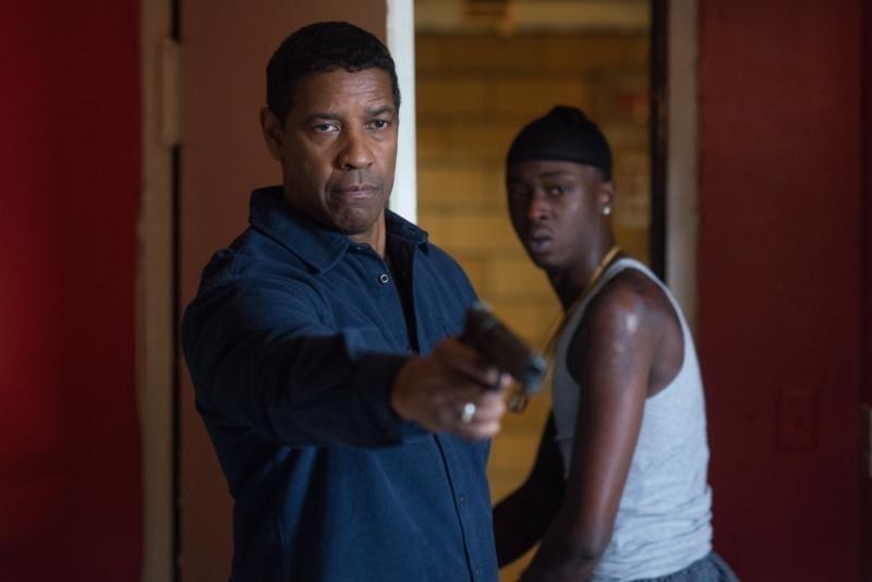 Denzel Washington defends neighbor in action movie The Equalizer 2