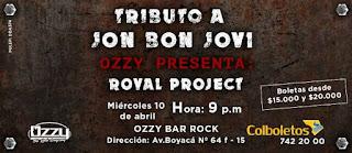 TRIBUTO a Jon Bon Jovi