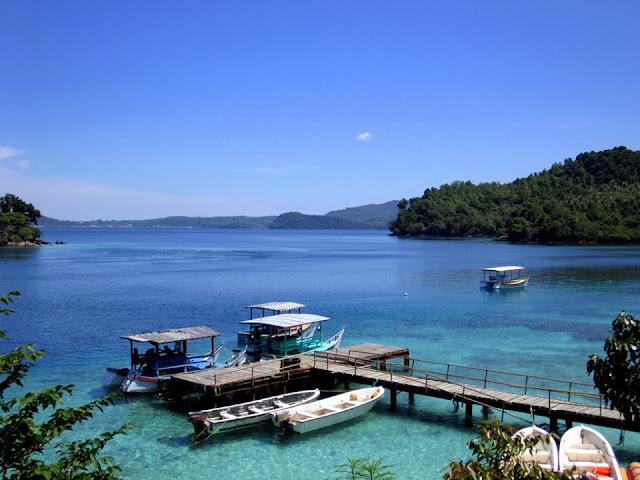 Sail Sabang 2017, Sabang sebagai Pelabuhan Hub Wisata Bahari Internasional