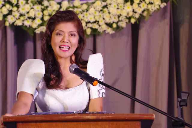 Imee Marcos Pleads Forgiveness For His Late Father Ex-President Marcos!
