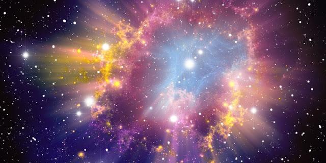 Supernova explosion. Image credit: Shutterstock