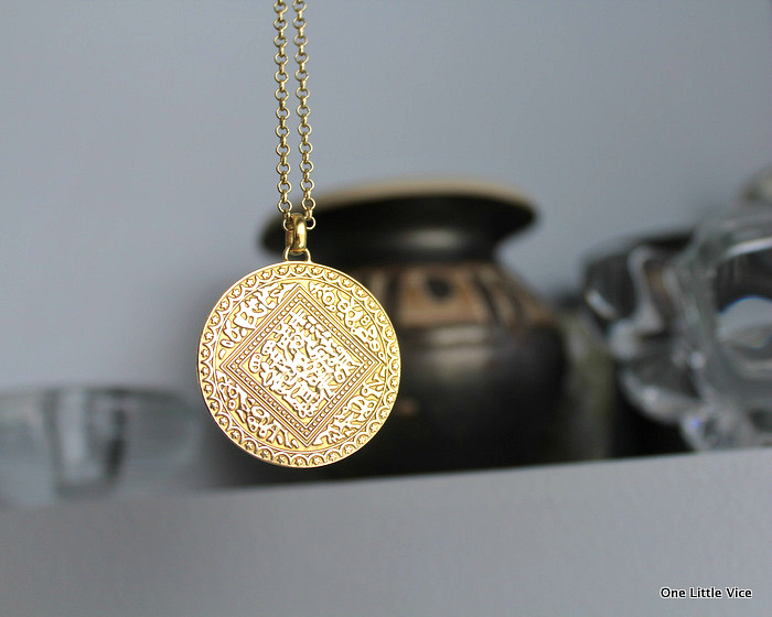 one little vice lifestyle blog: jewellery review