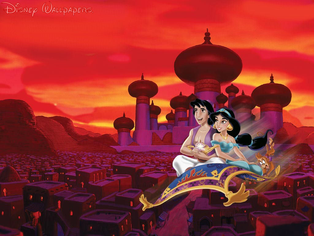 Aladin and friend fuck jasmine disney sam go q 9