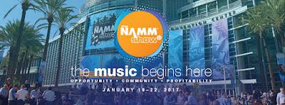 NAMM Show Winter 2017 - ModernPics.com