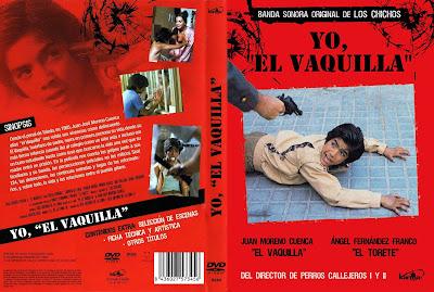 Yo, 'El Vaquilla'. 1985.