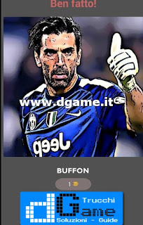 Soluzioni Football Player - Guess Quiz livello 23