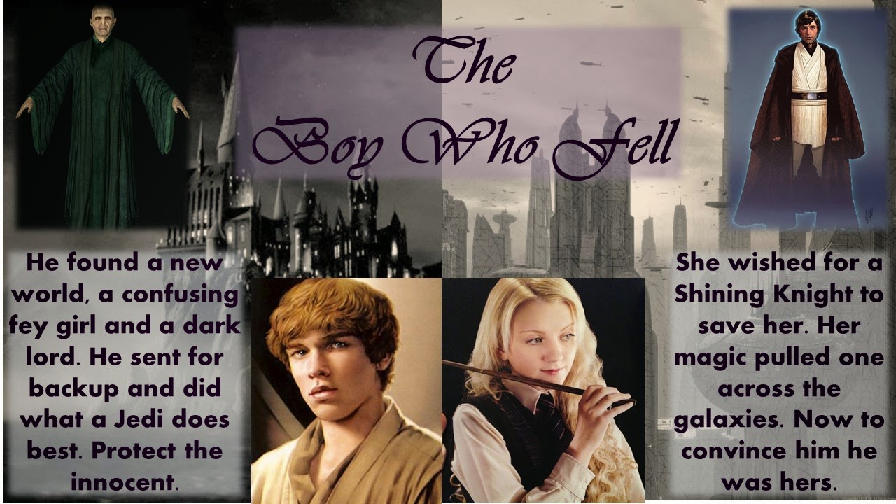Fanfiction worth re-reading: The Boy Who Fell (Ben Skywalker