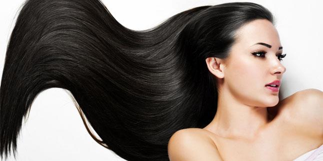 Cara Membuat Rambut Menjadi Lembut Dan Berkilau Secara Alami