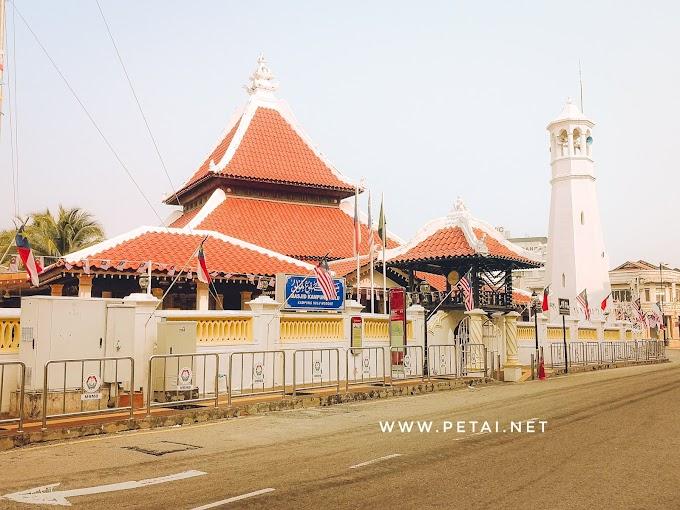 7 Perkara Menarik Tentang Masjid Kampung Hulu, Melaka