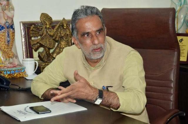 K.P.GURJAR bjp leader faridabad