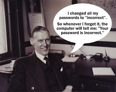 Passwords: First Line of Defense Against the Prying Eyes on the Internet